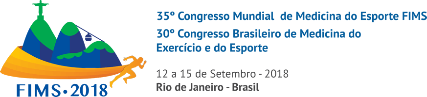 35th FIMS World Congress of Sports Medicine and 30th Brazilian Congress of Sport and Exercise Medicine
